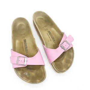 Pink Madrid Birkenstock Sandals Size 7.5